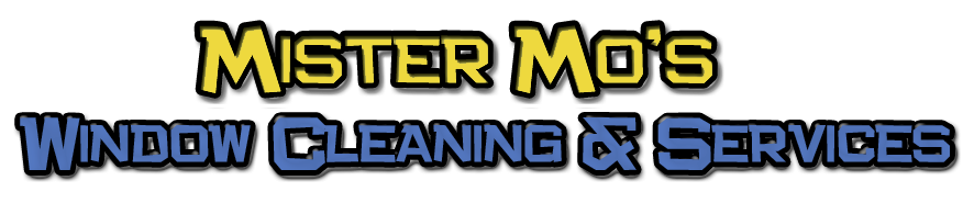 Mister Mo's Window Cleaning & Services